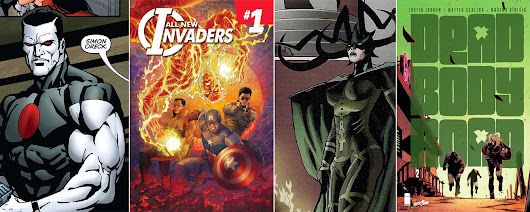 PANEL BEATER: The Best Comics From My January 2014 Pull List