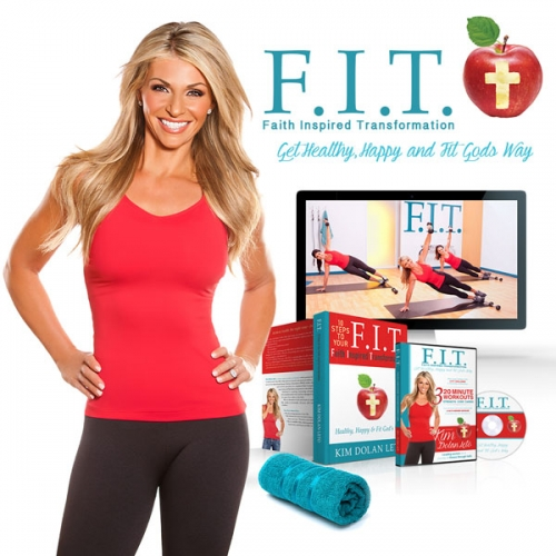 F.I.T. Faith Inspired Transformation Physical Program