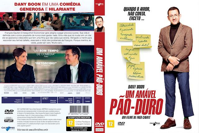 Capa DVD Um Amável Pão-Duro [Custom]