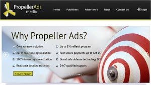 √ Earn More Great Ads Online With PropellerAds Indonesia