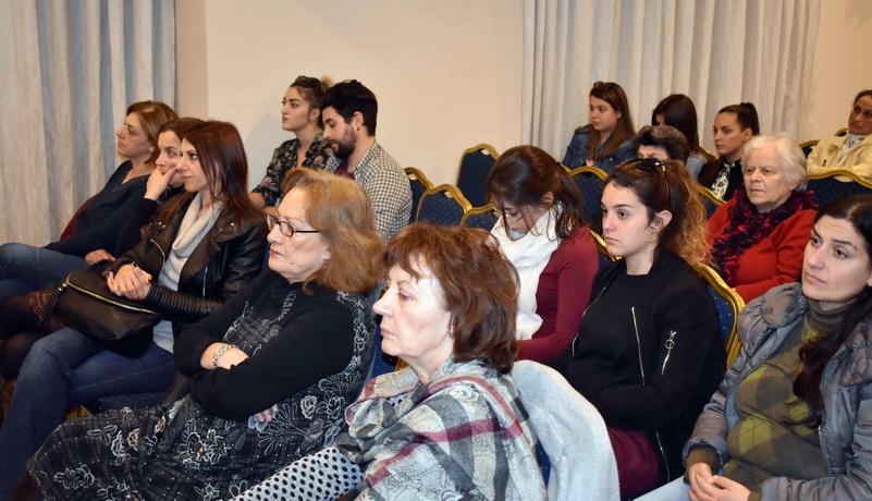 Εκδήλωση του ΚΚΕ στην Αλεξανδρούπολη για την Παγκόσμια Ημέρα της Γυναίκας