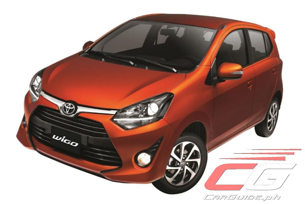 Toyota Motor Philippines Refreshes Wigo For 2017 W Specs