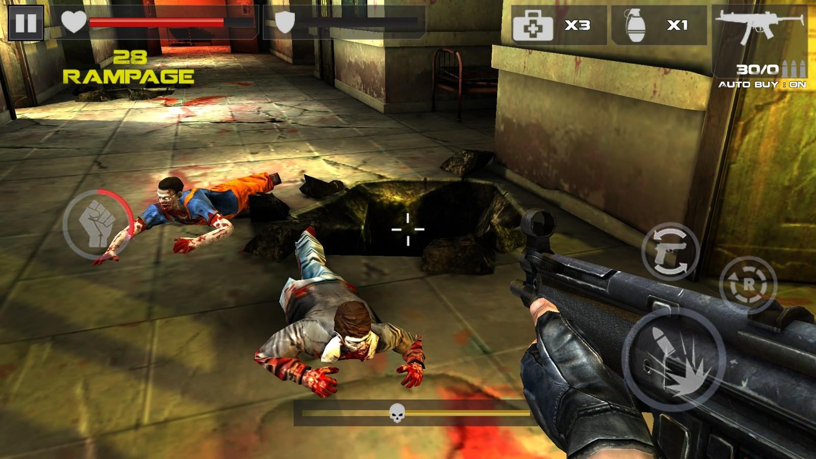 зламати бестрое для игр dead zone на андроид