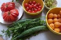 Frutta e verdura contro il cancro