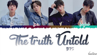 Bts - The Truth Untold (Ft Stave Aoki)