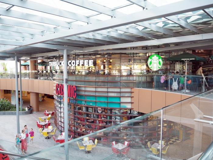 Lippo Mall Kuta Food Court