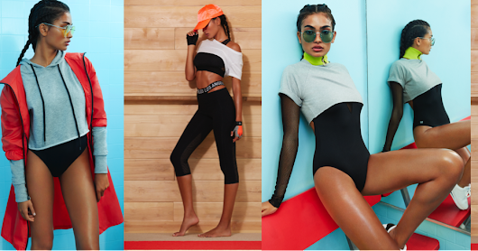 FOREVER 21 Debuts Activewear 2017 Campaign with Kelly Gale