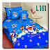 Sprei Doraemon and Friend