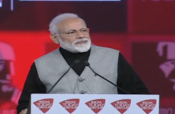 #ModiAtConclave19 : Highlights from Modi's speach