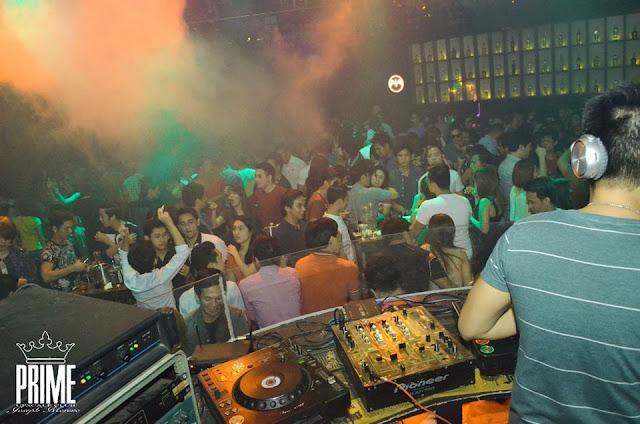 Prime Upscale Club Quezon City Manila Jakarta100bars