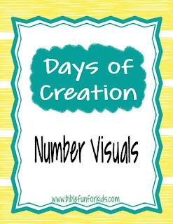http://www.biblefunforkids.com/2016/01/days-of-creation-visuals.html