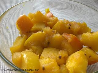 alma csatni, chutney, csatni, almás, indiai szósz, szósz