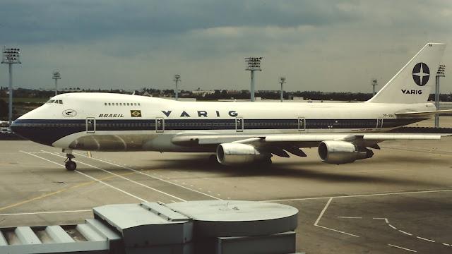 Livro: Caso Varig - A história da maior tragédia da aviação brasileira