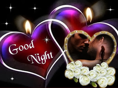 Good night with sweet heart