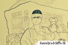 Google+: A drawing by Matt Logan (The Cripple of Inishmaan)