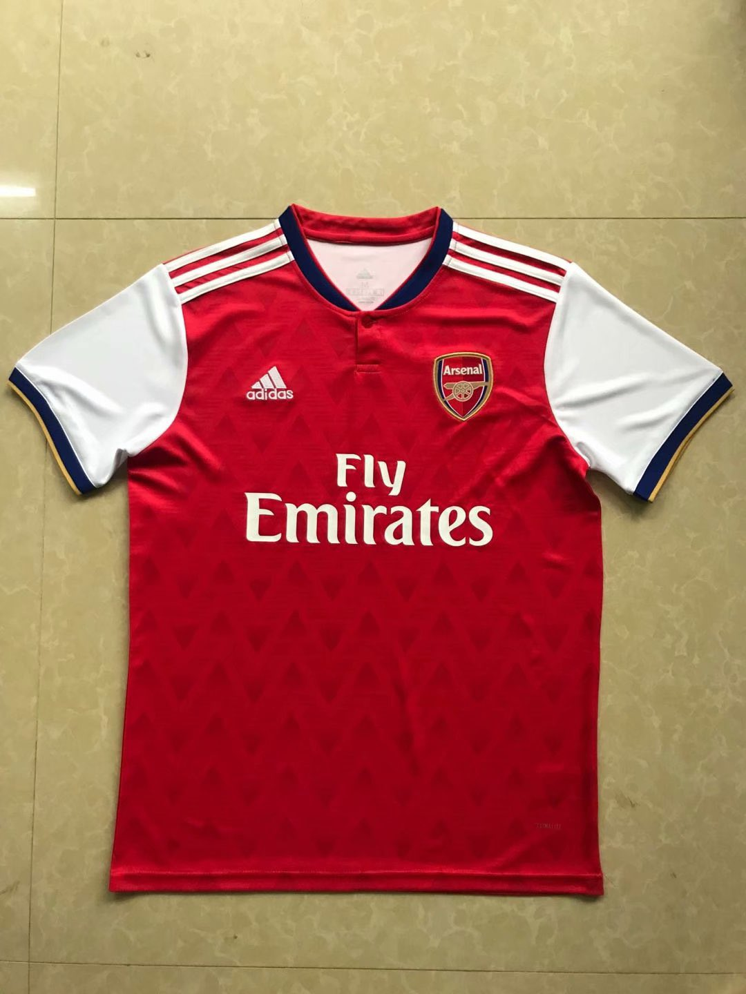 New Arsenal adidas kits: Launch date, leaked images of home