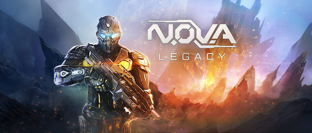 تحميل لعبة N.O.V.A. Legacy مجانا للاندرويد