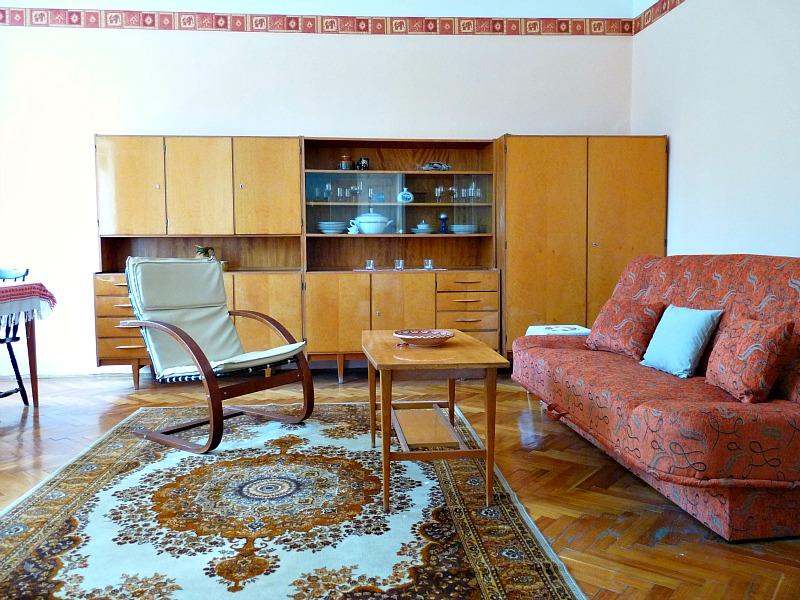 Small Budapest apartment