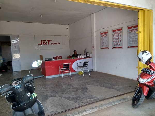 Alamat & Nomor Telepon Kantor J&T Kab Padang Lawas