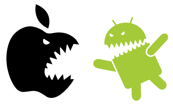 Android vs. iOS - Usability