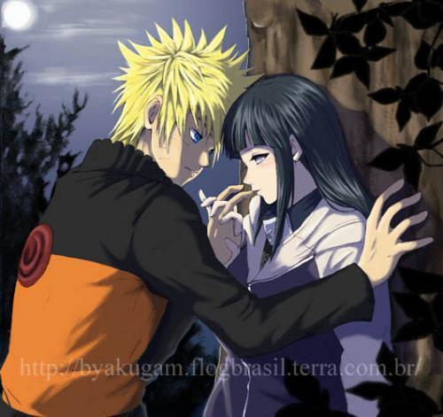 Naruto vs hinata sexy love
