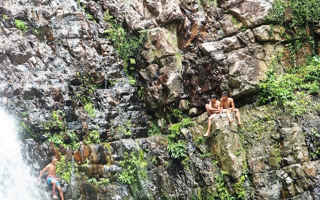 Temurun Wasserfall Langkawi