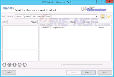 DVD Audio Extractor 7.4.0 Full Version