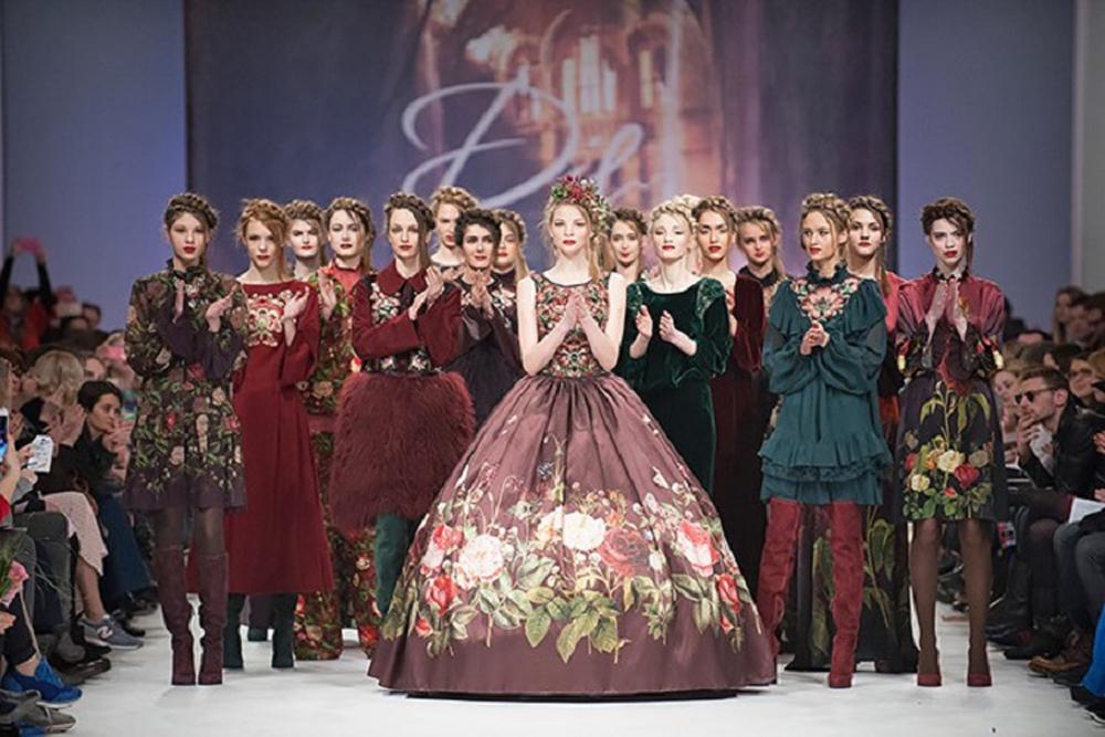 Iryna Dil, украинский дизайнер