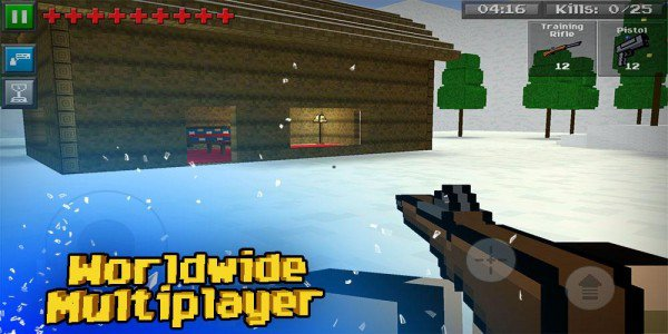 Pixel Strike 3D