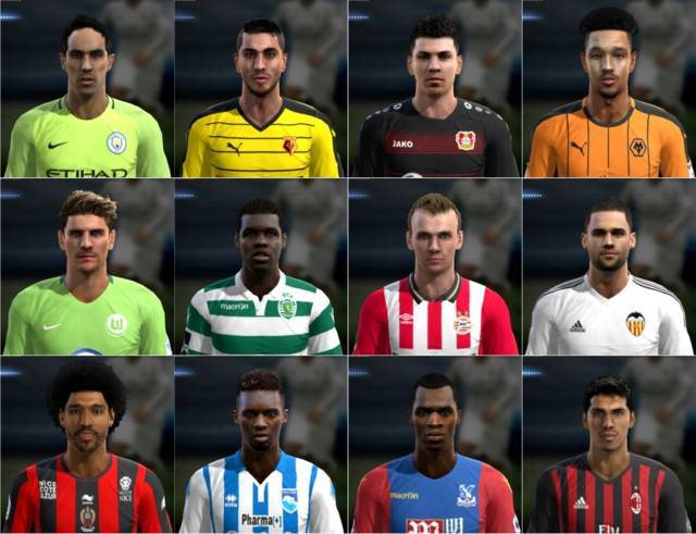 PES 2013 Option File Update Transfers