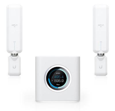 Ubiquiti Amplifi Wifi Router