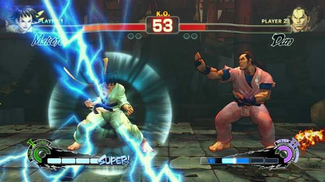 Super Street Fighter 4 Free For PC