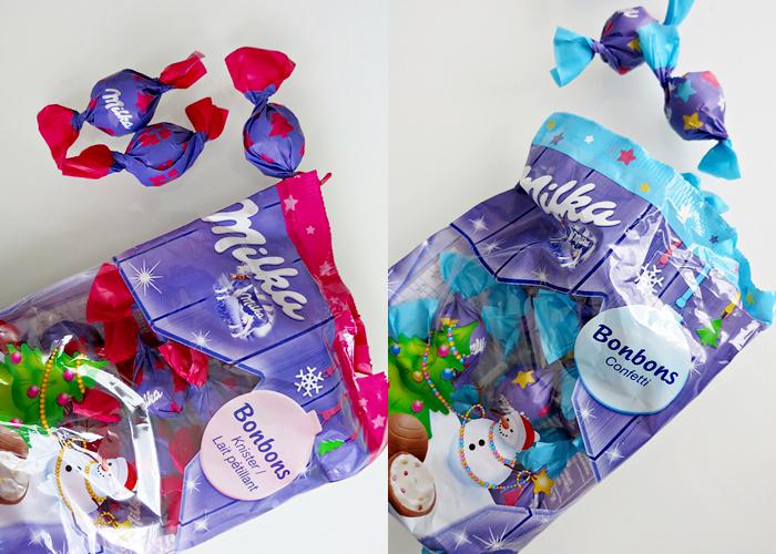 Milka-News #14 :: Milka Weihnachts-Kugeln / Bonbons