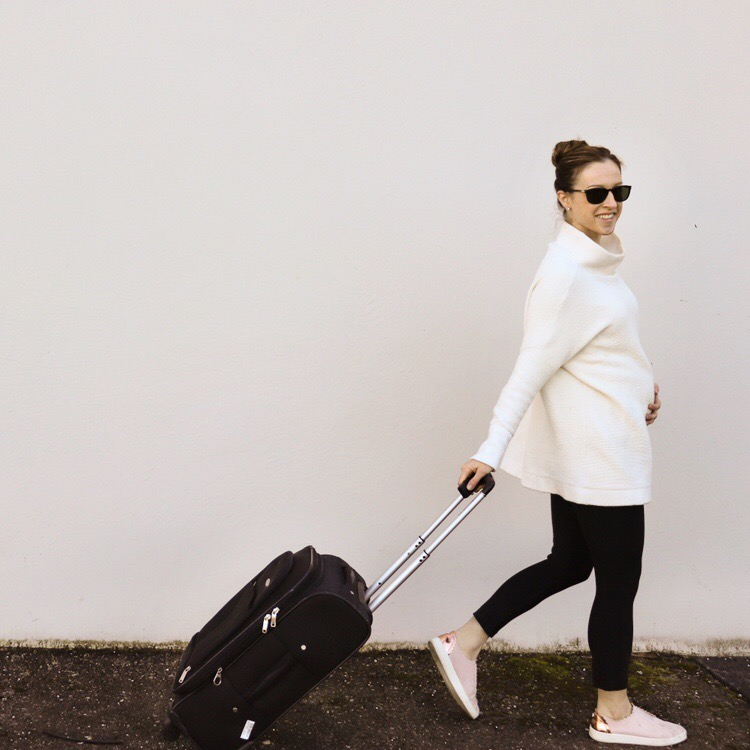 Tips for Flying While Pregnant