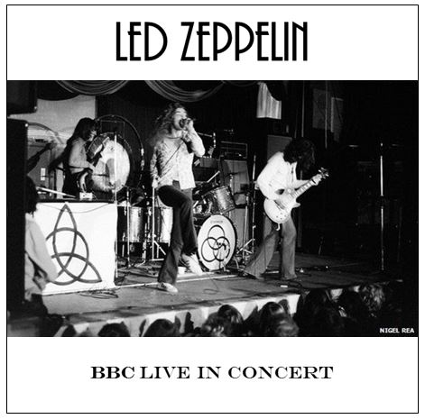 soundaboard led zeppelin live bbc in concert 1971 remastered. Black Bedroom Furniture Sets. Home Design Ideas