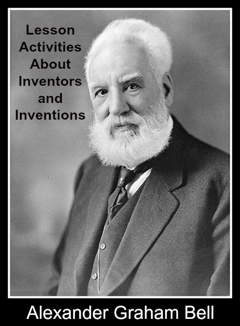 Lesson Activities About Inventors and Inventions