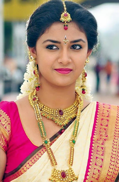 Keerthy Suresh Biography and Wiki and Biodata