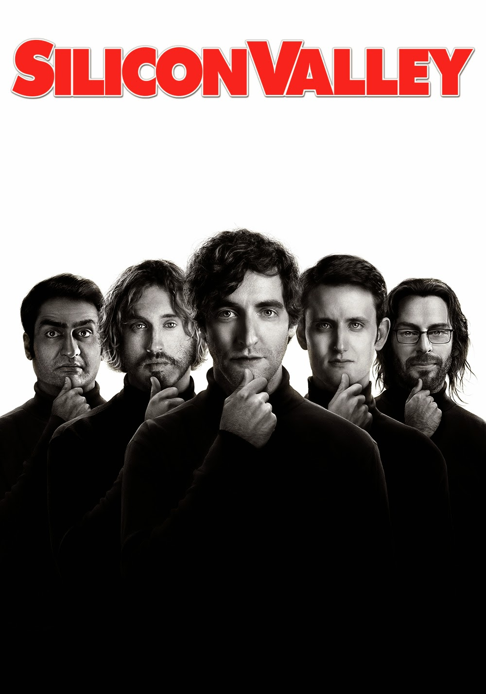 Da stasera risate al Silicon su Sky Atlantic (ANSA) - Cinque giovani nerd aedca5eb273