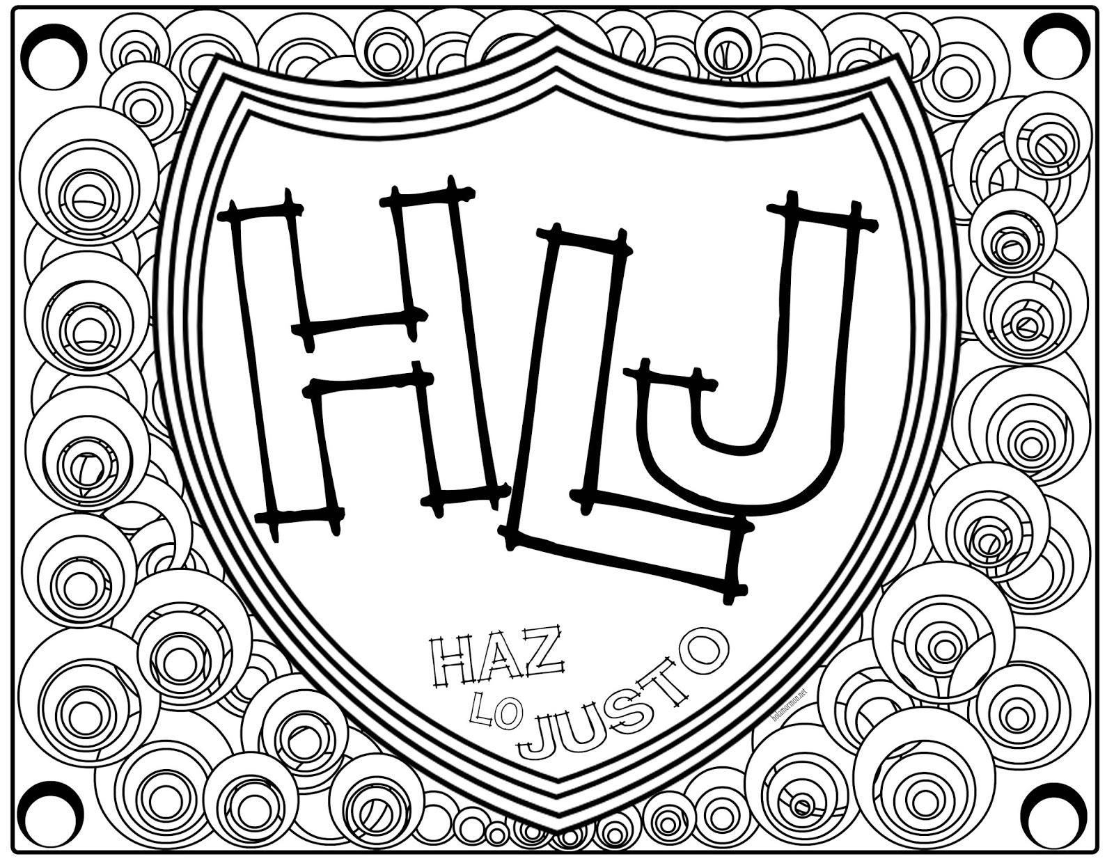 HOLAMORMON: PRIMARIA 2017 HAZ LO JUSTO