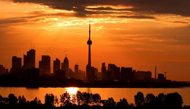 Fuso horário em Toronto