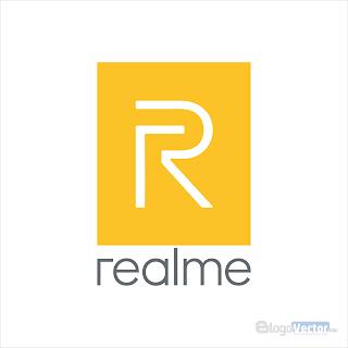 realme Logo vector (.cdr)