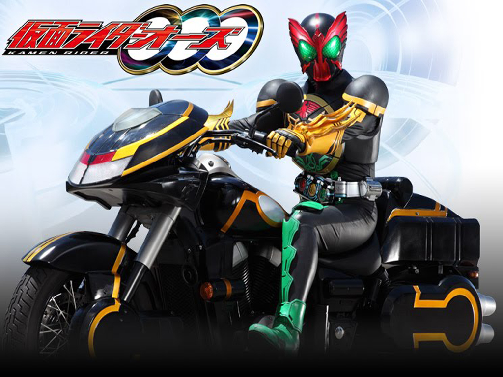kamen rider ooo - 550×381