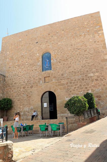 Iglesia de Santa María, Mojácar