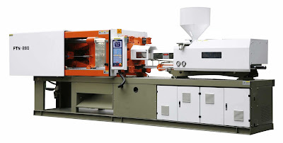 Plastic Injection Molding Machine China