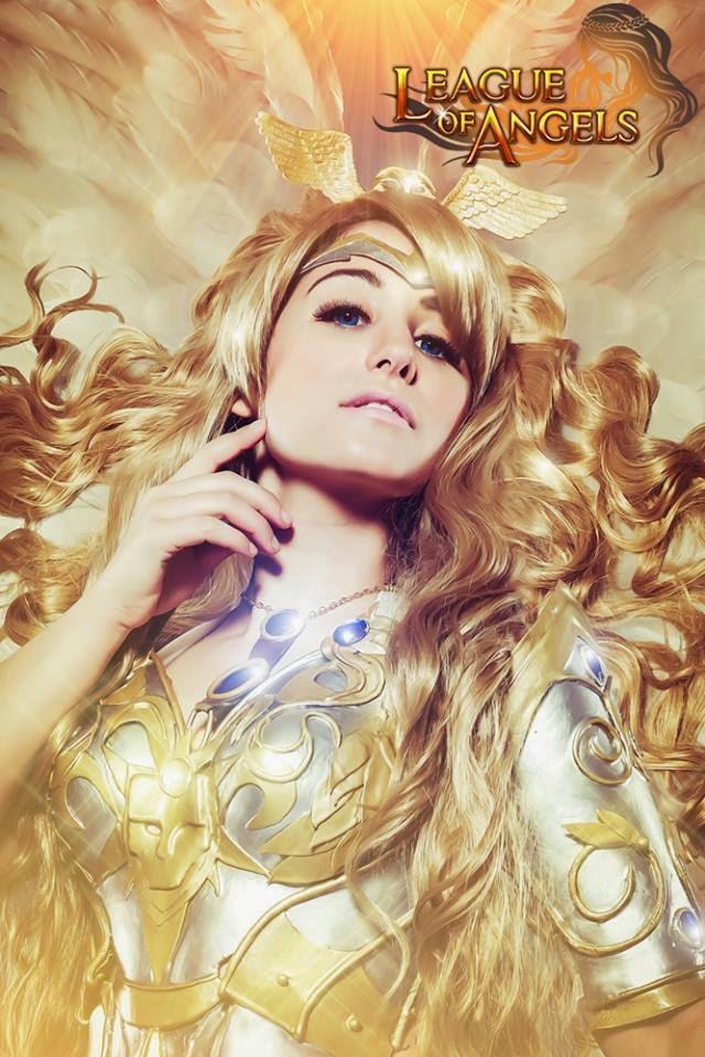 Jessica Lynn Cosplay - League Of Angels