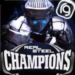 Real Steel Champions v.1.0.169 Apk Terbaru Free Download logo