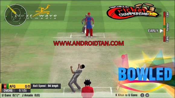World Cricket Championship 2 Mod Apk All Unlocked