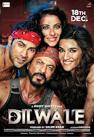 Dilwale 2015 Full Movie [Hindi-DD5.1] 720p BluRay ESubs Download
