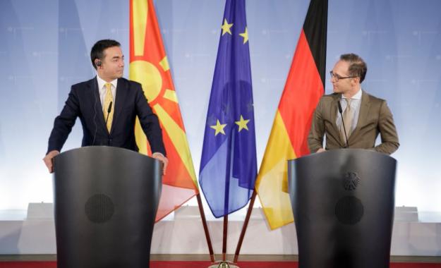 Ντιμιτρόφ: Με τη συμφωνία διασφαλίζεται η μακεδονική μας ταυτότητα