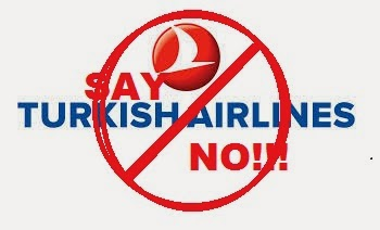 SAY NO TO TURKISH AIRLINES!!!